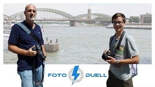 Köln – Buchstabensuppe | Fotoduell