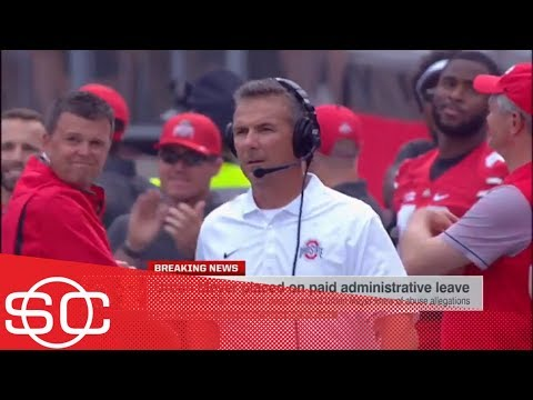 Urban Meyer placed on paid administrative leave by Ohio State [reaction & analysis] | ESPN