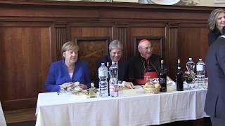 Il Presidente Gentiloni ad Assisi (12/05/2018)
