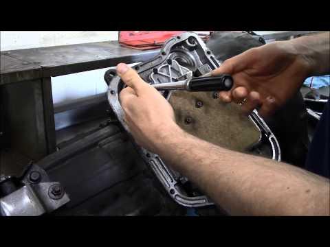 Transmission Band Adjustment