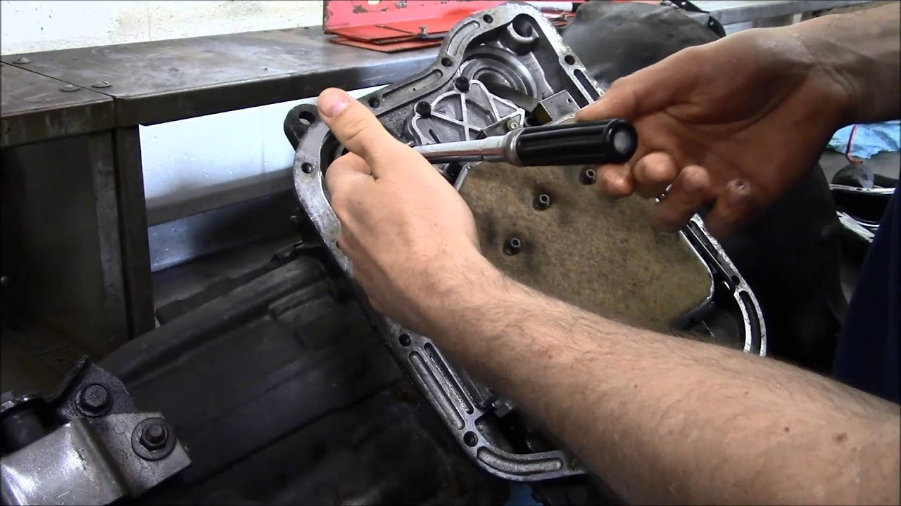 Transmission Band Adjustment