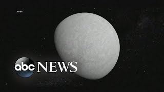 NASA discovers traces of water on the moon