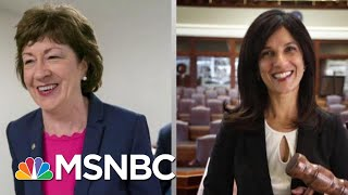 Dems Battle To Retake Control Of The Senate In 2020 | The Last Word | MSNBC