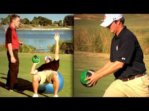 Add Power and Distance to Your Golf Swing Routine