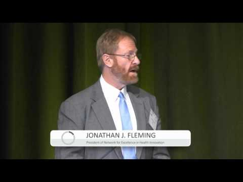 Jonathan Fleming Keynote at Third Annual Cure Corridor Event