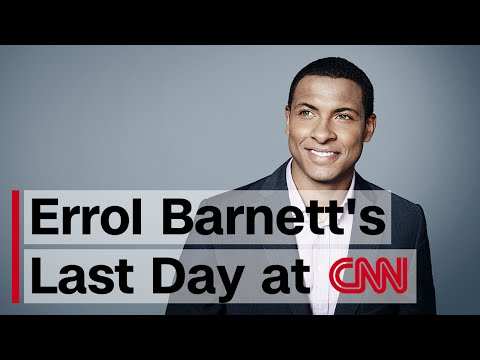 CNN International: 'CNN Newsroom' - Errol Barnett's last day at CNN [053116]