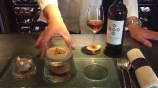 Mont-Blanc, crème de marron et marron glacé !