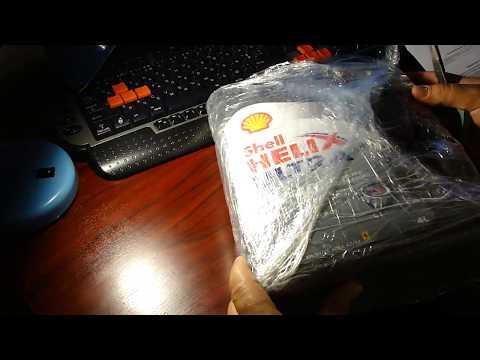 Моторна олива Shell Helix Ultra 5W-40 4 л