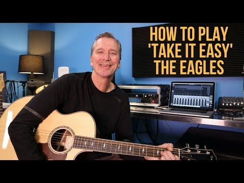 How to play 'Take It Easy' by The Eagles