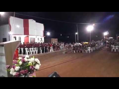 Festa da congregação Adonai na cidade de Luis Domingues Maranhão. Uma benção de Deus.