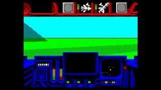Battle Command (Ocean Software, 1990) (ZX Spectrum)