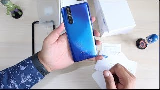 Vivo V15 Pro Unboxing, Hands on Review, Camera, Features | First Snapdragon 675 Smartphone, Hindi
