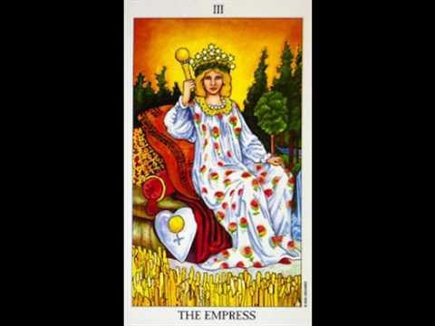 major arcana tarot card reading video lesson part 1
