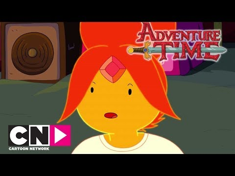 Adventure Time | Flame Princess's Clam Rap | Cartoon Network Africa