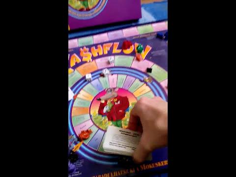 CashFlow 101 társasjáték ismertető 1