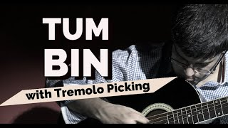 Tum Bin Jaoon Kaha Guitar Cover | Instrumental | Acoustic | Pyar Ka Mausam | Bollywood Hindi Songs