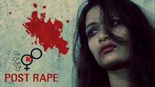 Satirical Short Film - Post Rape l Thought Provoking, 1st Prize winner l IndieFilmsChannel