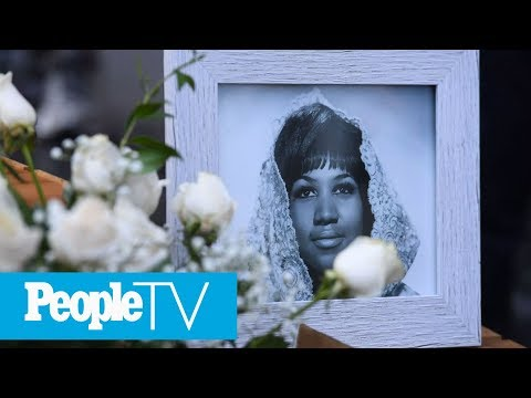 Aretha Franklins Beautiful Funeral: Celebrating The Queen Of Soul  PeopleTV