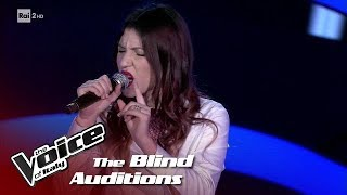 "Deborah Xhako ""River"" - Blind Auditions #4 - The Voice of Italy 2018"