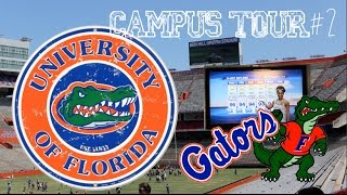 College Tour #2 University of Florida (+Journalism School)