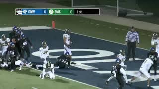 Highlights: ONW Football vs Shawnee Mission South | October 12, 2018
