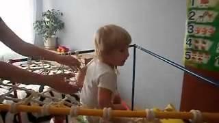 Гладиаторская сетка для лазанья «Паучок».AVI.flv Thumbnail