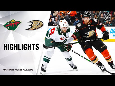 nhl-highlights-|-wild-@-ducks-03/08/20