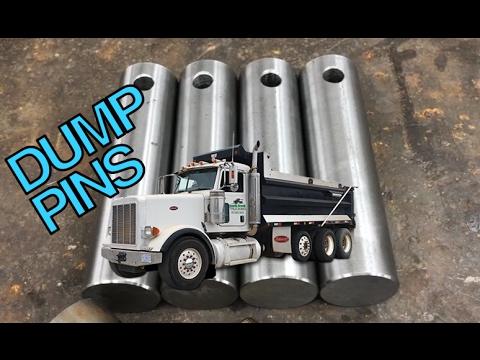 Big Dump Trucks >> Dump Pins - Oldbarn Homesteading - ViYoutube