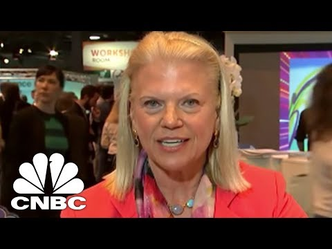 IBM CEO Ginni Rometty: We Have To Have Trust In Technology | CNBC