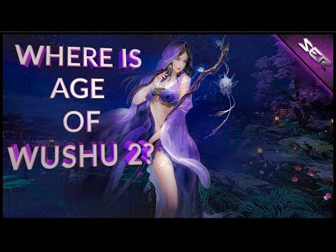 Where Is Age Of Wushu 2? 3D Martial-Arts Action MMORPG (Current Rumors, Details, Release)