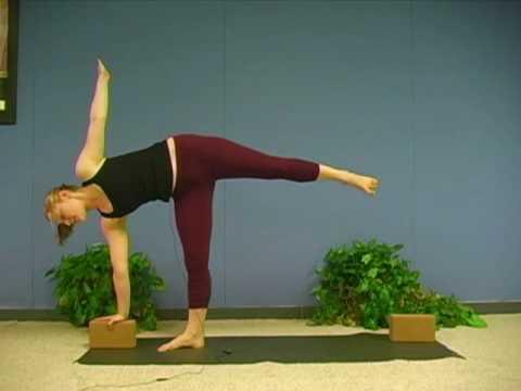 yoga poses w/ sonja 7 half moon pose ardha chandrasana
