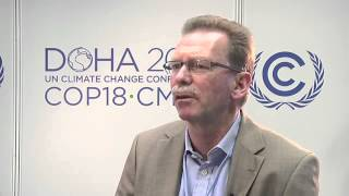 COP18: Peter Hoeppe, Munich Re