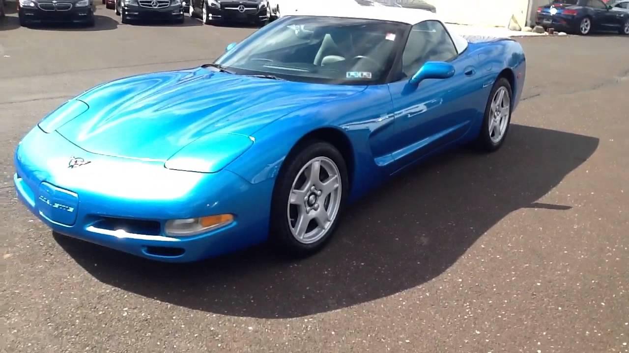 1999 Corvette For Sale >> 1999 Corvette with 5,000 miles for sale - YouTube