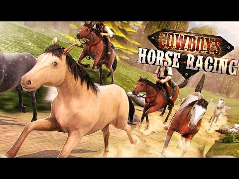 Cowboys Horse Racing Field - Android Gameplay HD