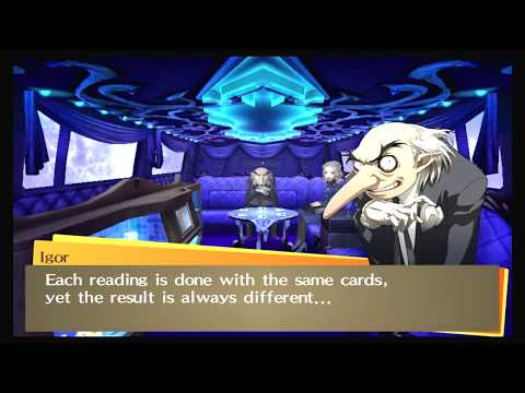Persona 4 Golden - Gameplay Walkthrough Part 1 - Prologue