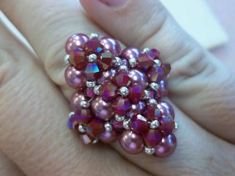 Deluxe Diamond Ring