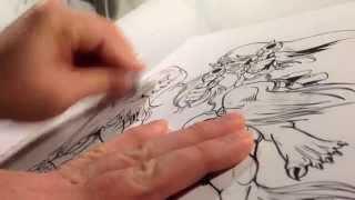 The Dungeon Documentary Kickstarter Drawing rewards