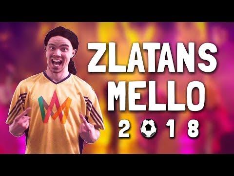 ZLATAN I PARODIFESTIVALEN 2018