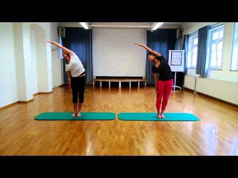 chakrasana yoga pose how to video  doovi