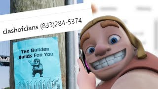 CLASH OF CLANS | Calling The Builder | Will He Answer??!! | COC Builder's Journey |