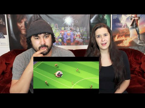 UNDERDOGS TRAILER REACTION/ REVIEW!!!