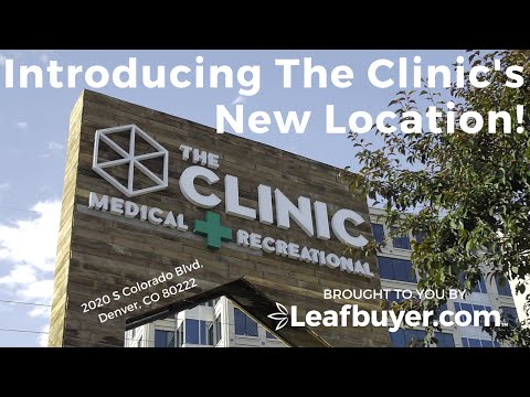 Dispensary Highlight - The Clinic in Denver, CO