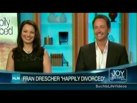 Joy Behar - Fran Drescher & Gay Ex-Husband Peter Marc Jacobson
