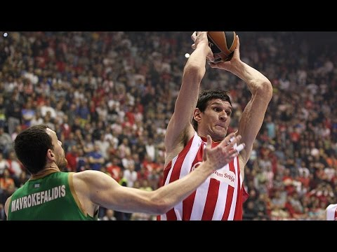Highlights: Crvena Zvezda Telekom Belgrade-Panathinaikos Athens