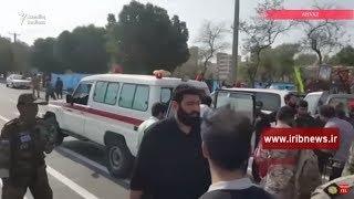 Iranda hərbi parada hücum nəticəsində azı 24 nəfər ölüb