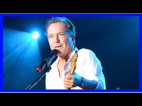 David cassidy hospitalized for organ failure, surrounded by family