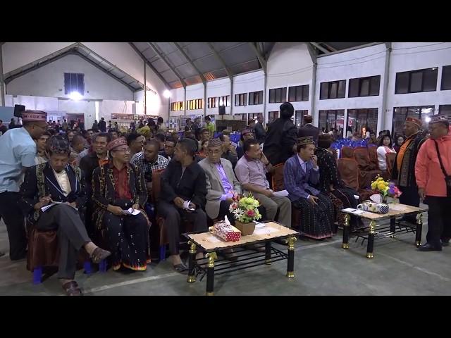 Pembukaan Pekan Puncak Tahun Pewartaan 2017 Keuskupan Ruteng