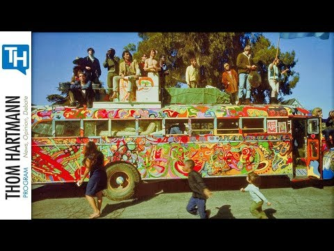"""Does the Historical Reality of 1967 Support the """"Summer of Love"""" Legend? (w/Guest Danny Goldberg)"""