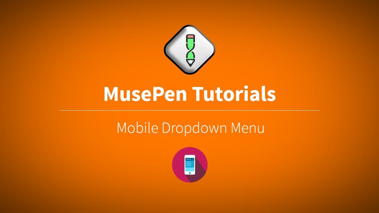 MusePen com : How to create a Mobile Dropdown Menu In Adobe Muse