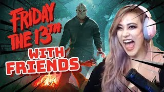 Friday the 13th  ft Ohm, Anthony, Lexi, Delirious and Dead Squirrel